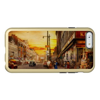 City - Amsterdam NY - The lost city 1941 Incipio Feather® Shine iPhone 6 Case