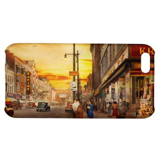 City - Amsterdam NY - The lost city 1941 iPhone 5C Cover