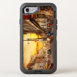 City - Amsterdam NY - The lost city 1941 OtterBox Defender iPhone 8/7 Case