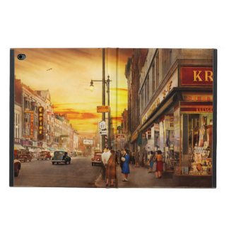 City - Amsterdam NY - The lost city 1941 Powis iPad Air 2 Case