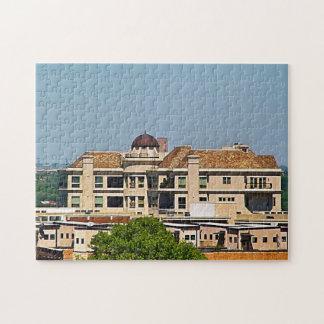 City Apartments Jigsaw Puzzle