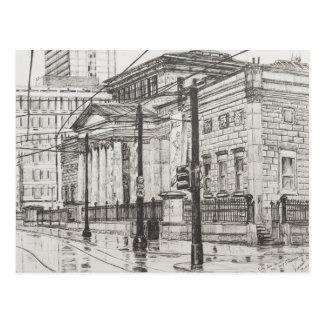 City Art Gallery Manchester. 2007 Postcard