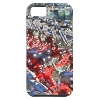 City Bicycles in Barcelona iPhone 5 Covers