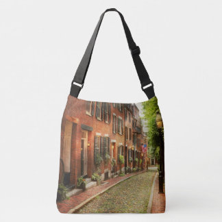 City - Boston MA - Acorn Street Crossbody Bag