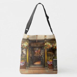 City - Boston MA - For the weary traveler Crossbody Bag