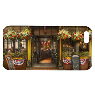 City - Boston MA - For the weary traveler iPhone 5C Case