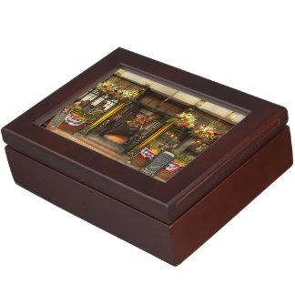City - Boston MA - For the weary traveler Keepsake Box