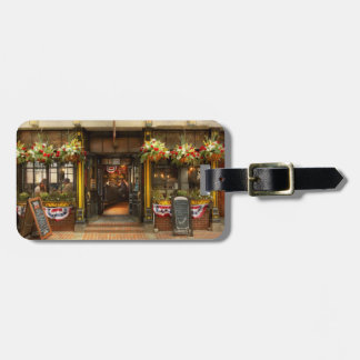 City - Boston MA - For the weary traveler Luggage Tag
