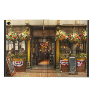 City - Boston MA - For the weary traveler Powis iPad Air 2 Case