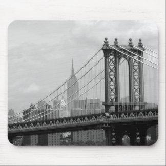 City Bridge Mouse Pad