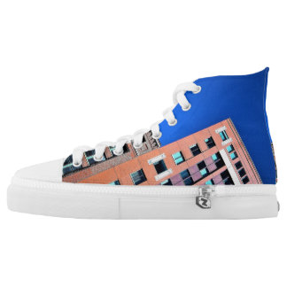 CITY BUILDING HIGH TOPS