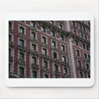 City Building Windows Mouse Pad