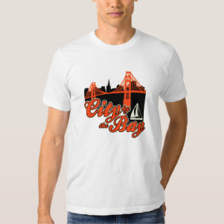 City by the Bay Tee Shirts