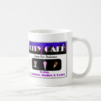 City Café Coffee Mug