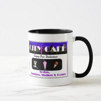 City Café Mug