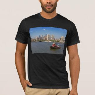 City - Camden, NJ - The city of Philadelphia T-Shirt