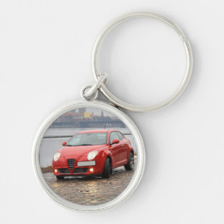City car key chain