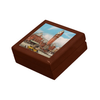 City - Chicago Ill - Dearborn Station 1910 Gift Box