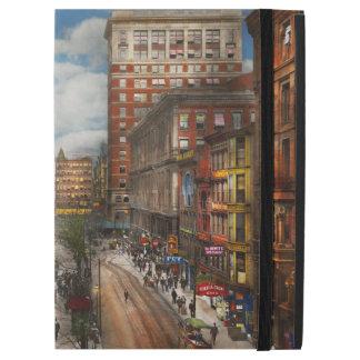"""City Cincinnati OH - Tyler Davidson Fountain 1907 iPad Pro 12.9"""" Case"""