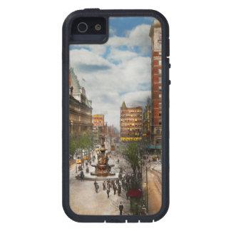 City Cincinnati OH - Tyler Davidson Fountain 1907 iPhone 5 Cases