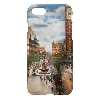 City Cincinnati OH - Tyler Davidson Fountain 1907 iPhone 8/7 Case