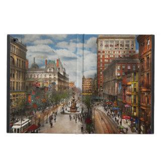 City Cincinnati OH - Tyler Davidson Fountain 1907 Powis iPad Air 2 Case
