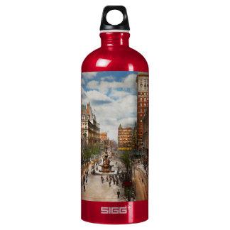 City Cincinnati OH - Tyler Davidson Fountain 1907 Water Bottle