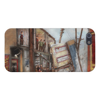 City - Cleveland OH - Open house 1913 iPhone 5 Covers