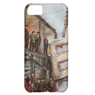 City - Cleveland OH - Open house 1913 iPhone 5C Case