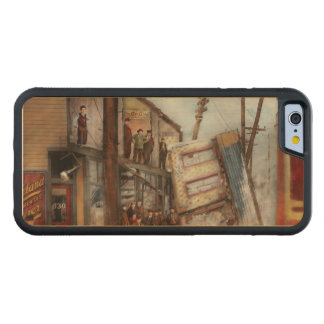City - Cleveland OH - Open house 1913 Maple iPhone 6 Bumper Case
