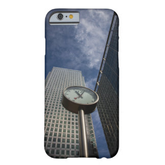 City Clock Barely There iPhone 6 Case