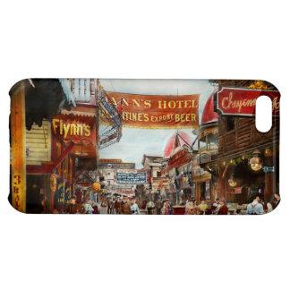 City - Coney Island NY - Bowery Beer 1903 iPhone 5C Case