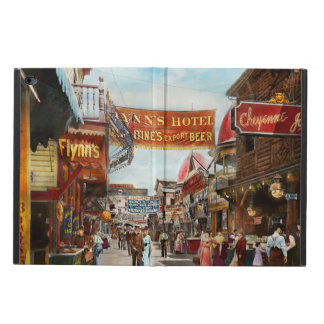City - Coney Island NY - Bowery Beer 1903 Powis iPad Air 2 Case