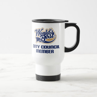 City Council Member Gift (Worlds Best) Coffee Mugs
