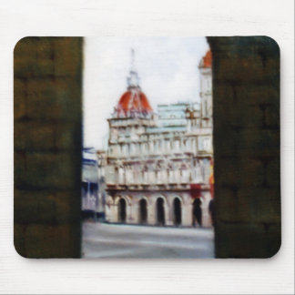 City council of A Corunna/City Council of To Mouse Pad
