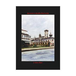 City council of Lugo/City Council of Lugo Canvas Prints