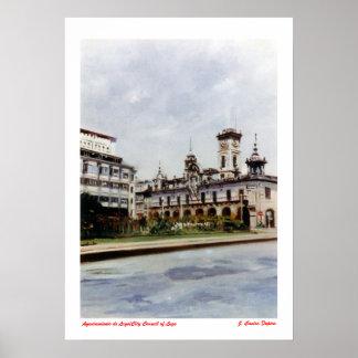 City council of Lugo/City Council of Lugo Poster