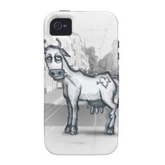 city cow iPhone 4 case