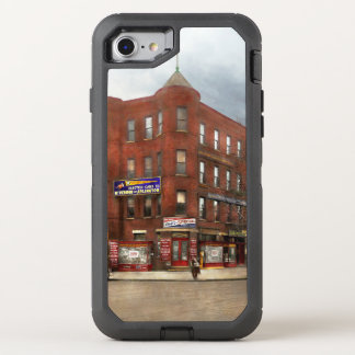 City - DC - Candy, Cigars, Souvenirs 1920 OtterBox Defender iPhone 8/7 Case