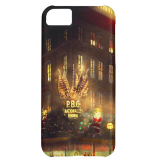 City - DC - Parker & Bridget Co 1921 iPhone 5C Case
