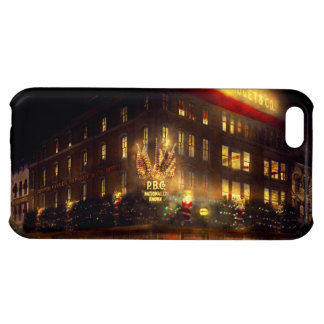 City - DC - Parker & Bridget Co 1921 iPhone 5C Cases