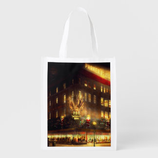 City - DC - Parker & Bridget Co 1921 Reusable Grocery Bag