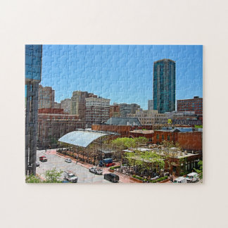 City Driving Jigsaw Puzzle