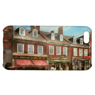 City - Easton MD - A slice of American life 1936 Case For iPhone 5C