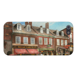 City - Easton MD - A slice of American life 1936 Cover For iPhone 5/5S