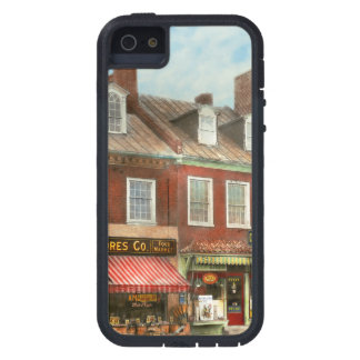 City - Easton MD - A slice of American life 1936 iPhone 5 Cover