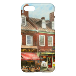 City - Easton MD - A slice of American life 1936 iPhone 7 Case