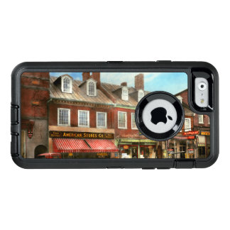 City - Easton MD - A slice of American life 1936 OtterBox iPhone 6/6s Case