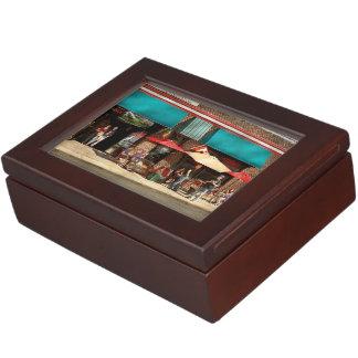 City - Edison NJ - Pino's basket shop Memory Box