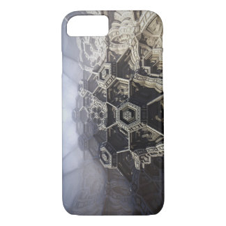 City Fractal I iPhone 8/7 Case